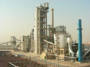 کارخانه سیمان خوزستان