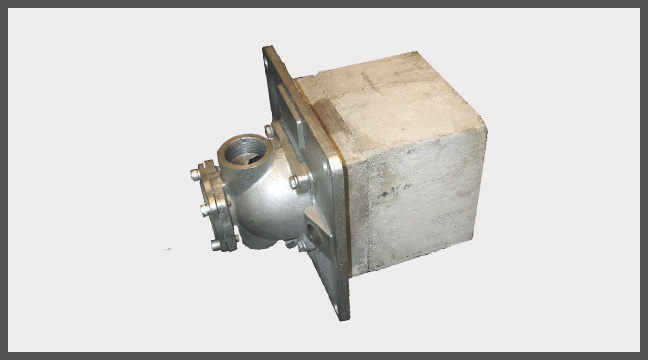 Gas Fuel Medium Velocity Burner Type AMG