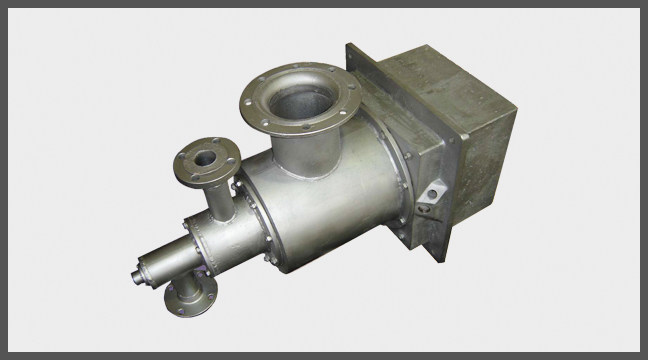 Dual Fuel Medium Velocity Burner Type AMGO
