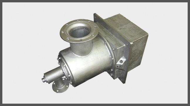 Oil Fuel Medium Velocity Burner Type AMO