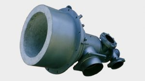 Dual Fuel Medium Velocity Burner Type MGHO