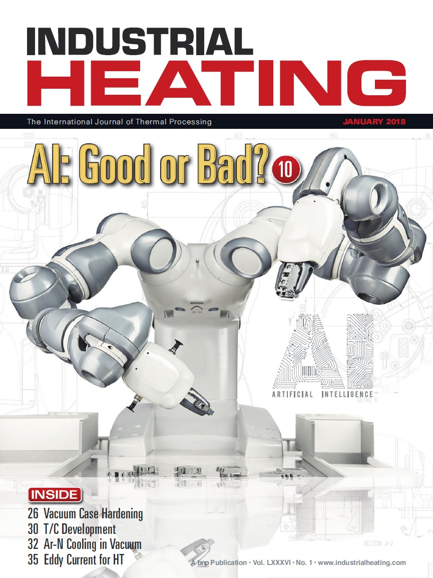 Industrial Heating Magazine - January 2018