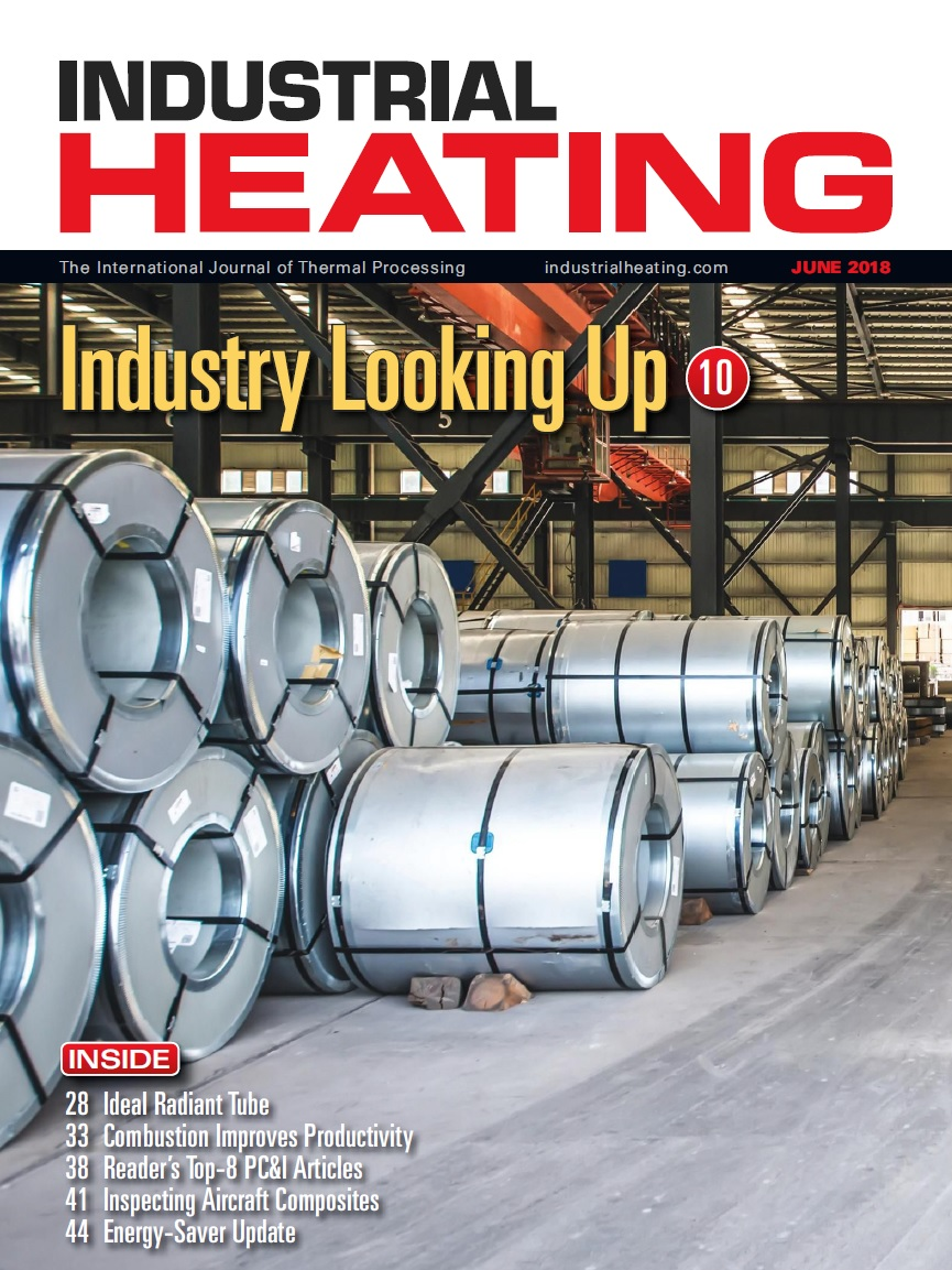Industrial Heating Magazine - JUNE 2018
