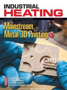 مجله گرمایش صنعتی - نسخه مارس سال ۲۰۱۹