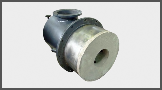 Gas Medium Velocity Burner Model MGLK