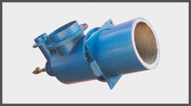 Dual Fuel, Medium Velocity Burner, Model MGOL