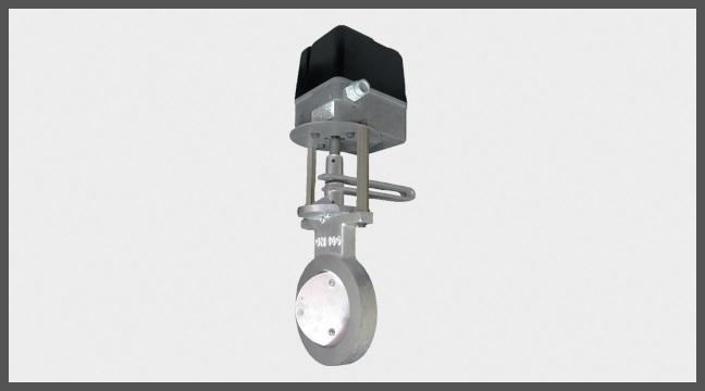 شیر پروانهای قابل کوپل مدل BFV
