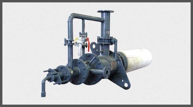 Dual Fuel, Lime & Cement Rotary Kiln Precalciner Burner, Model CKGO