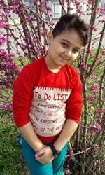 آرشام محمدی - پایه ششم
